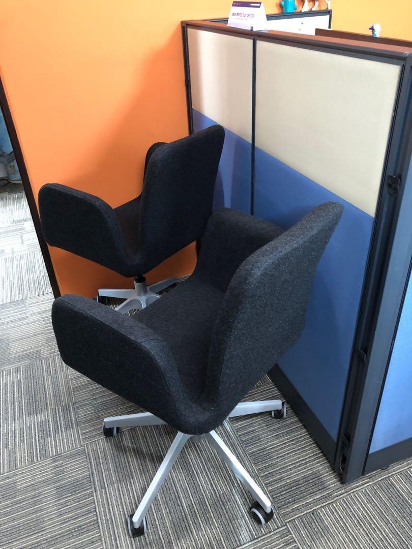 Peachy Ikea Patrik Swivel Chair Furniture Tables Chairs On Inzonedesignstudio Interior Chair Design Inzonedesignstudiocom