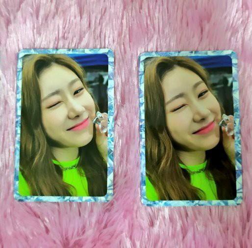 Itzy Chaeryeong Photocard