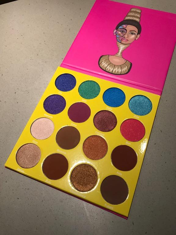 Juvia's Place The MASQUERADE MINI Eyeshadow Eye Shadow Palette BRAND NEW AUTHENTIC (Price is Firm, No Swaps)