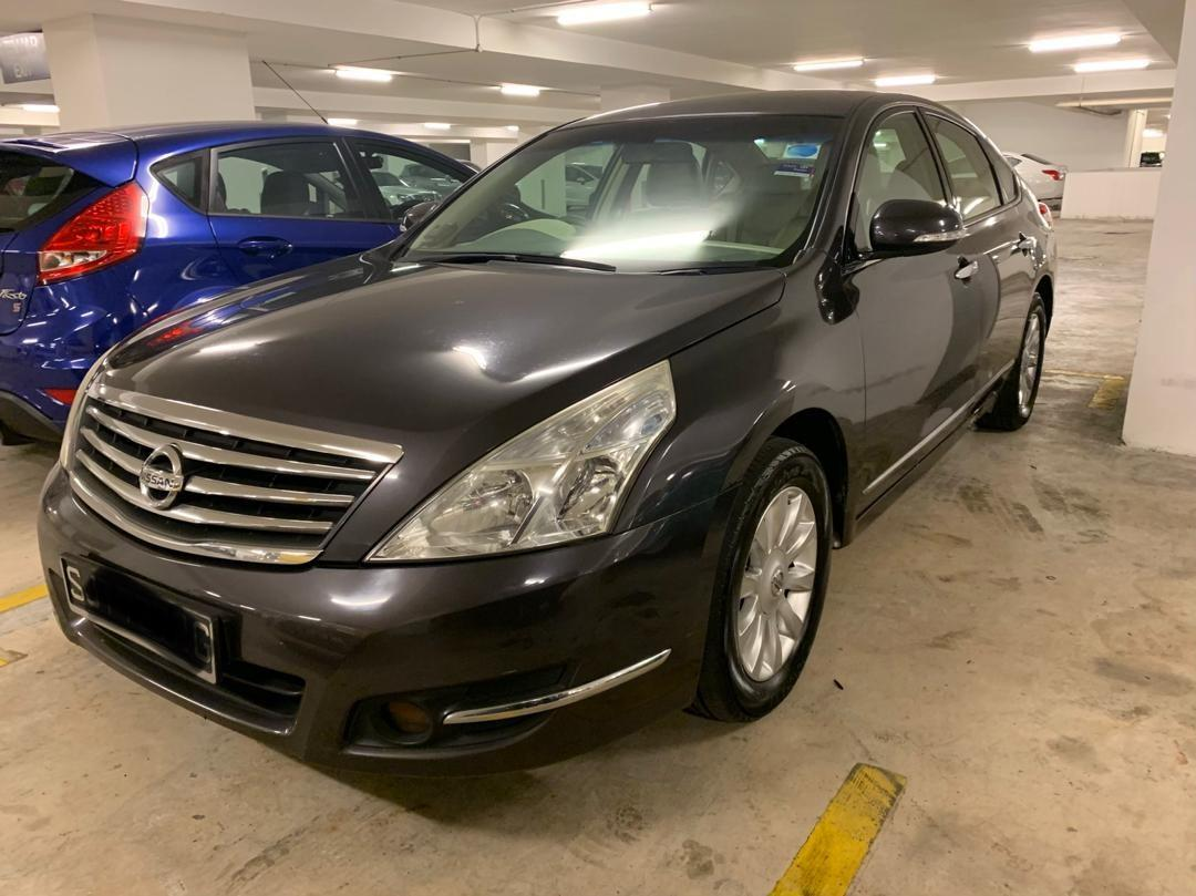 *KERETA SINGAPORE*🇸🇬🇸🇬🇸🇬 *JOIN GROUP WASAP 17👇 https://chat.whatsapp.com/FkQj7DkDat29w5gt3JOH8q  09 Nissan Teana 2.0A tiptop conditions dashboard no crack  JB *RM 5 500*  Wasap.my/601136275609 *WANT SELL BACK YOUR SCRAP CAR?LET ME HELP😊*