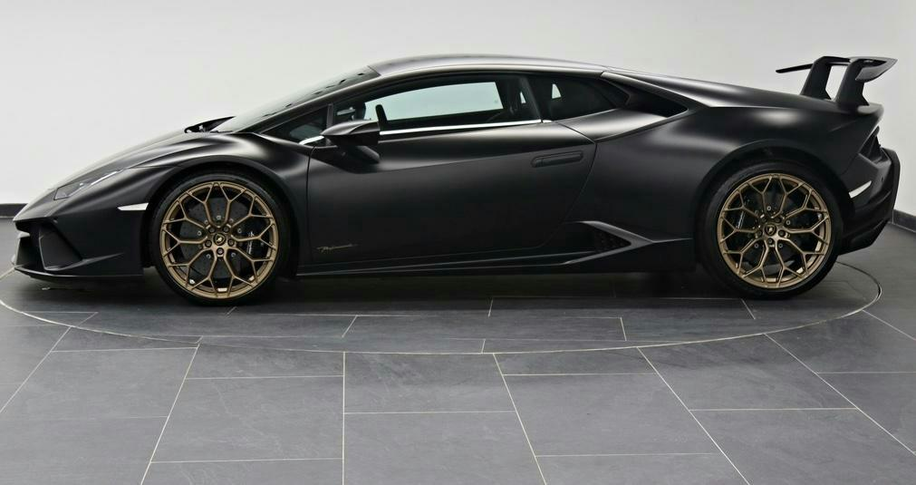 Lamborghini Huracan Performante LP 640-4 5.2 Coupe