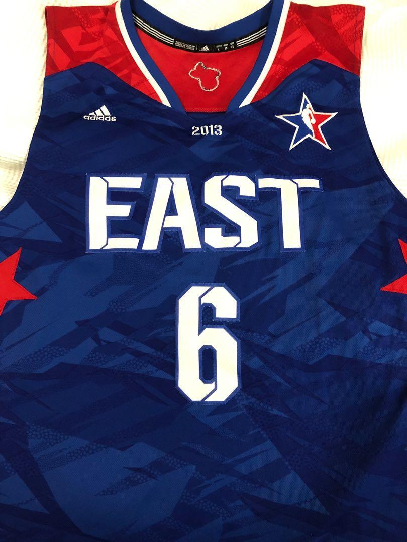Lebron James  2013 NBA All Star Game Jersey *RARE*