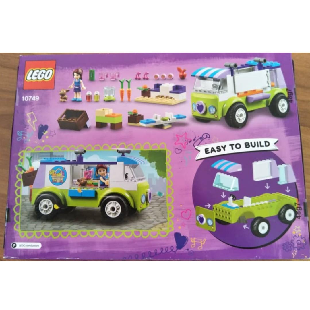 Lego Juniors easy to build