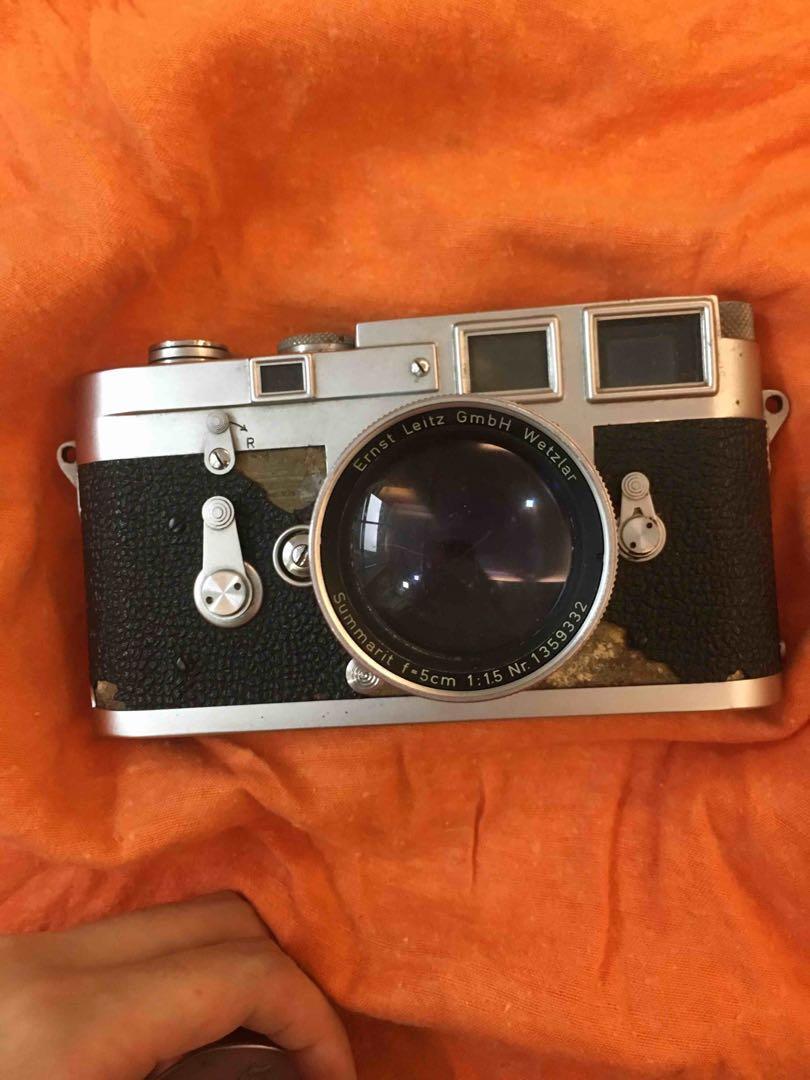 Leica M3 FILM