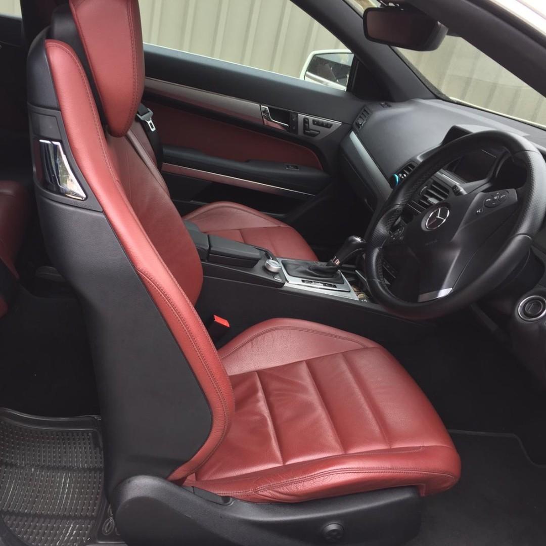 MERCEDES-BENZ E250 2011 (開逢 跑車)