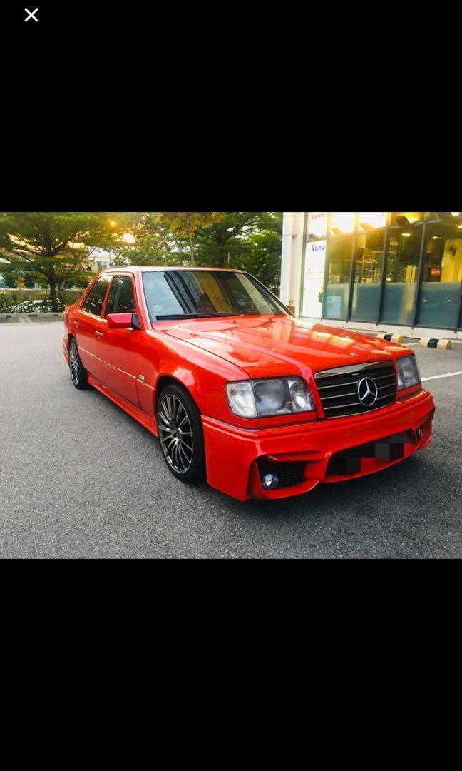 Mercedes-Benz W124 200E Auto