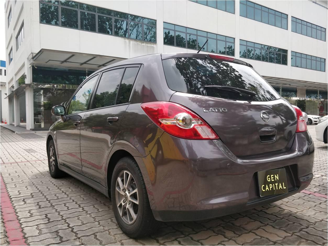 Nissan Latio - Cheapest rental in town, full support!