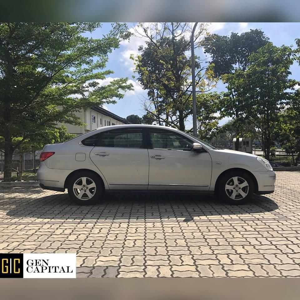 Nissan Sylphy 1.5A - Cheapest rental in town, full support!