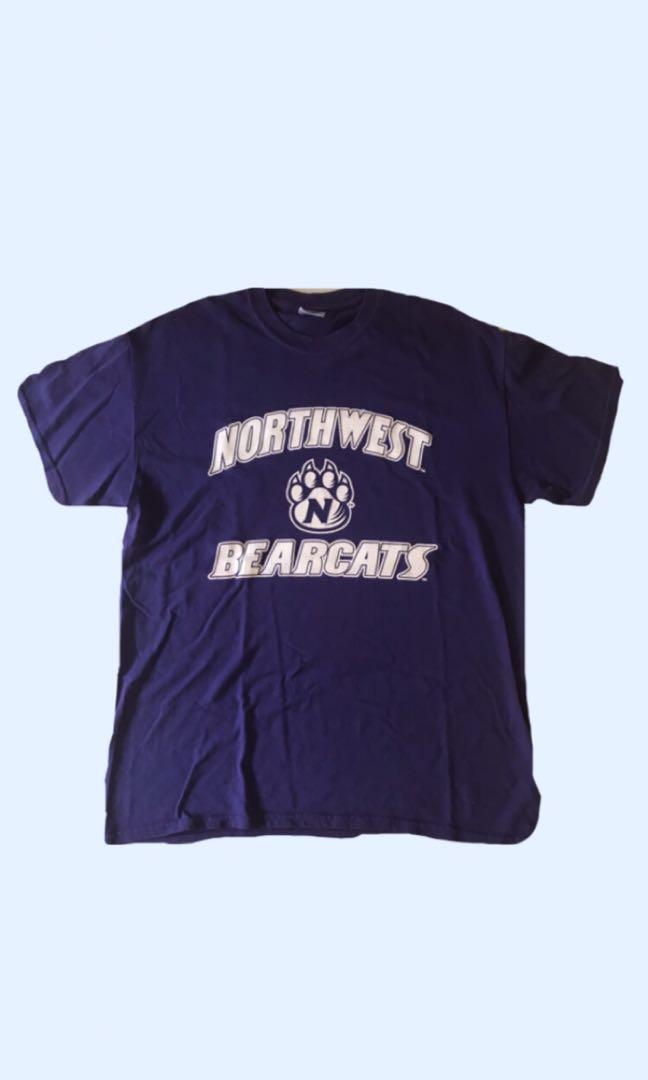 northwest bearcats purple shirt