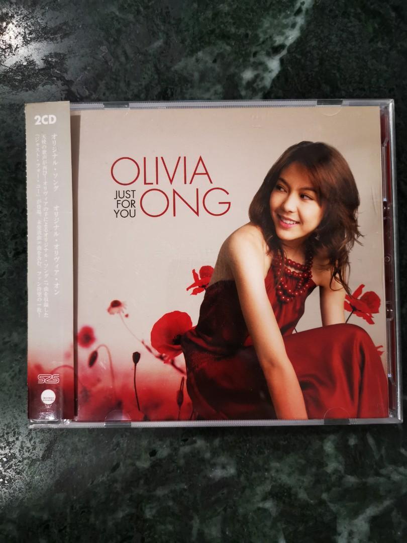 Olivia Ong CD