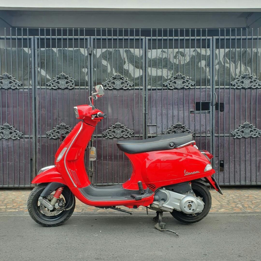Piggio Vespa Matic S150 2v 2012