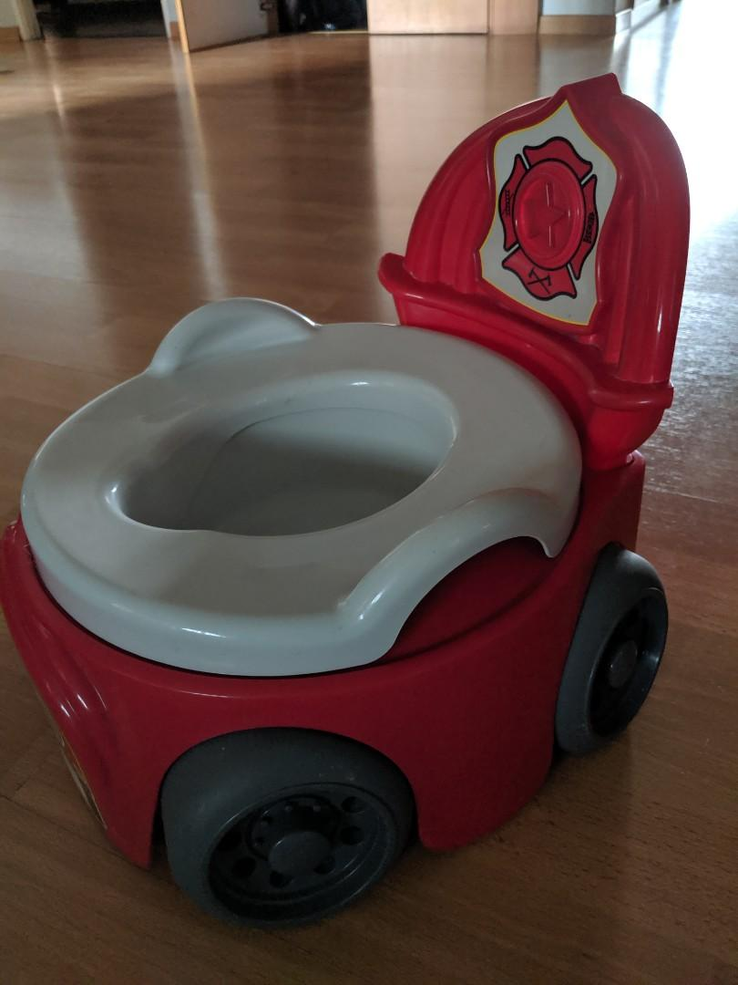 Potty systems for babies