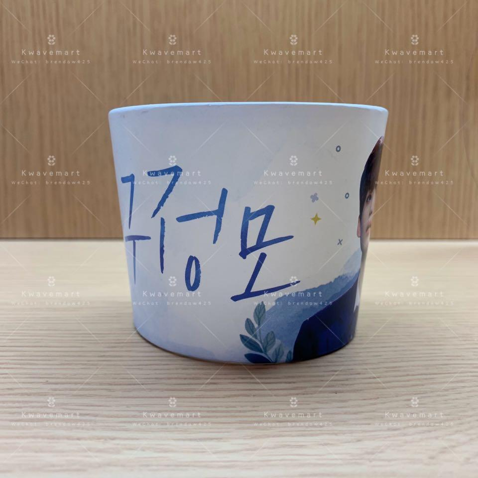 PRODUCE X 101 KOO JUNGMO Cupsleeve by @HIGHUP_0205