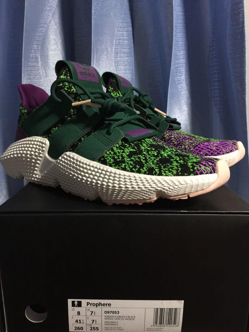 Prophere dragon ball z cell