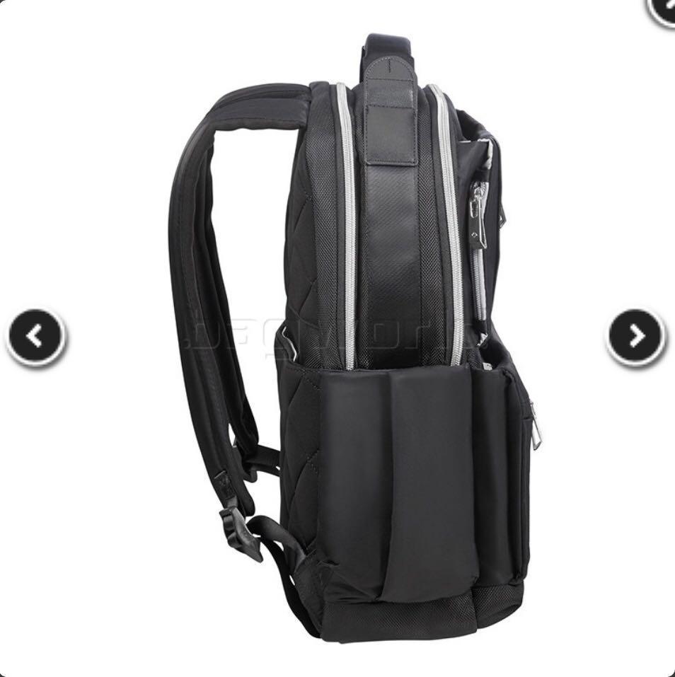 "Samsonite Open Road Lady 11.6-14.1"" Laptop & Tablet Backpack Black"