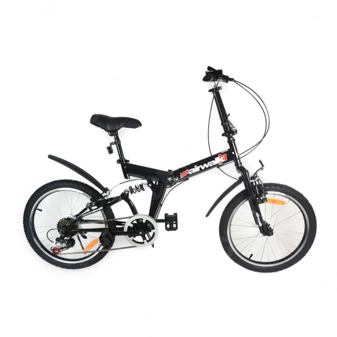 Sepeda Lipat AirWalk》Bisa Dicicil Tanpa Kartu Kredit