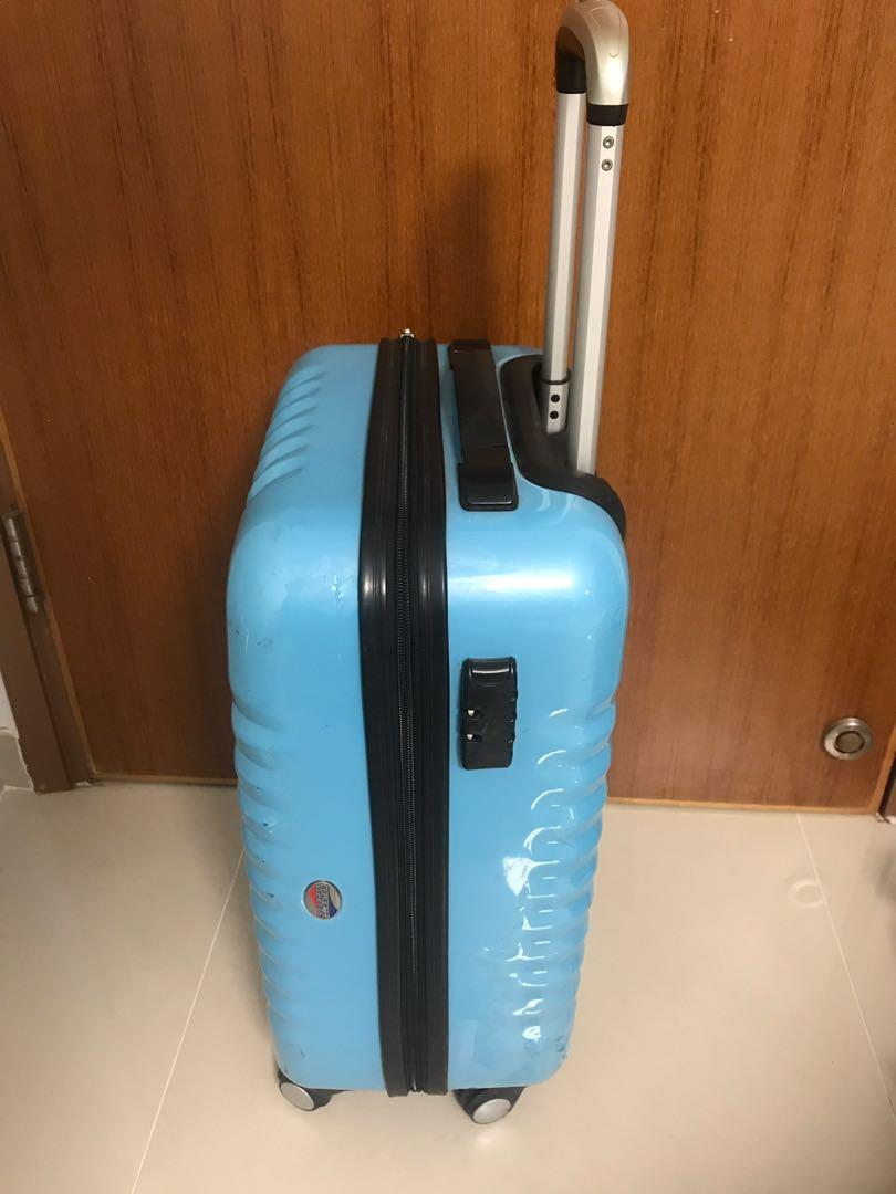 Suitcase 旅行行李箱 22寸inches