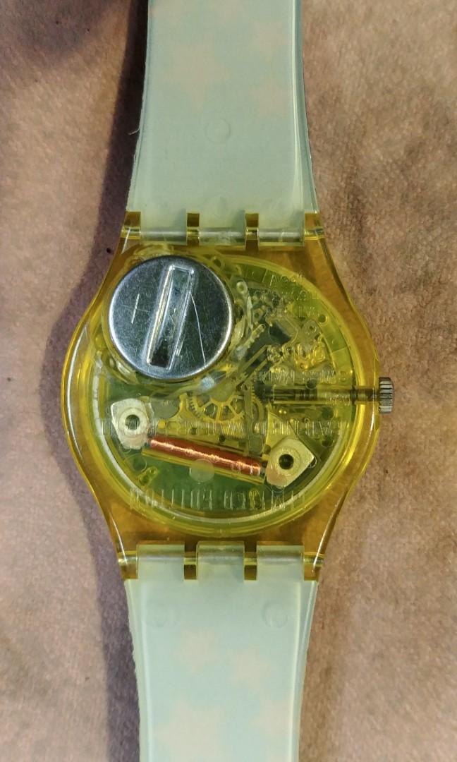 Swatch 特別版Watch