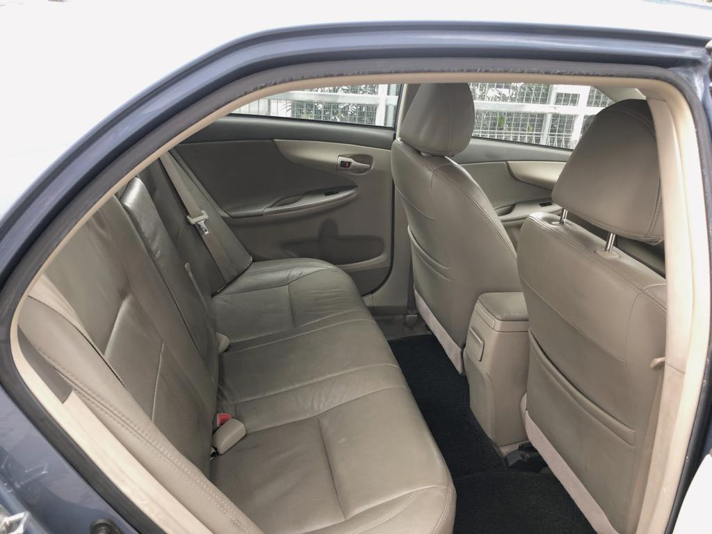 Toyota Altis for Grab GoJek Ryde or Personal use Cheapest Rental