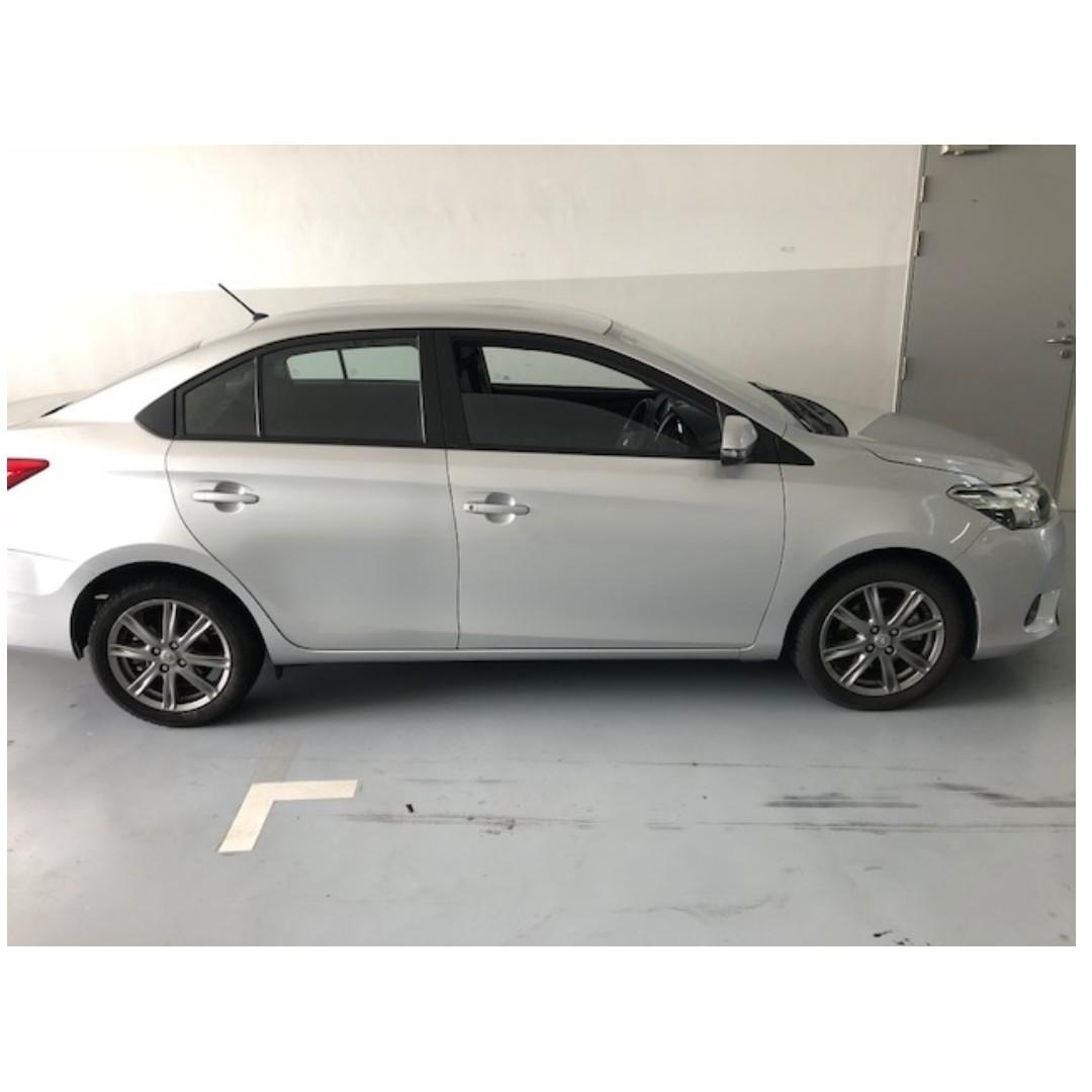 Toyota Vios $39/day for PHV Usage with rebate~