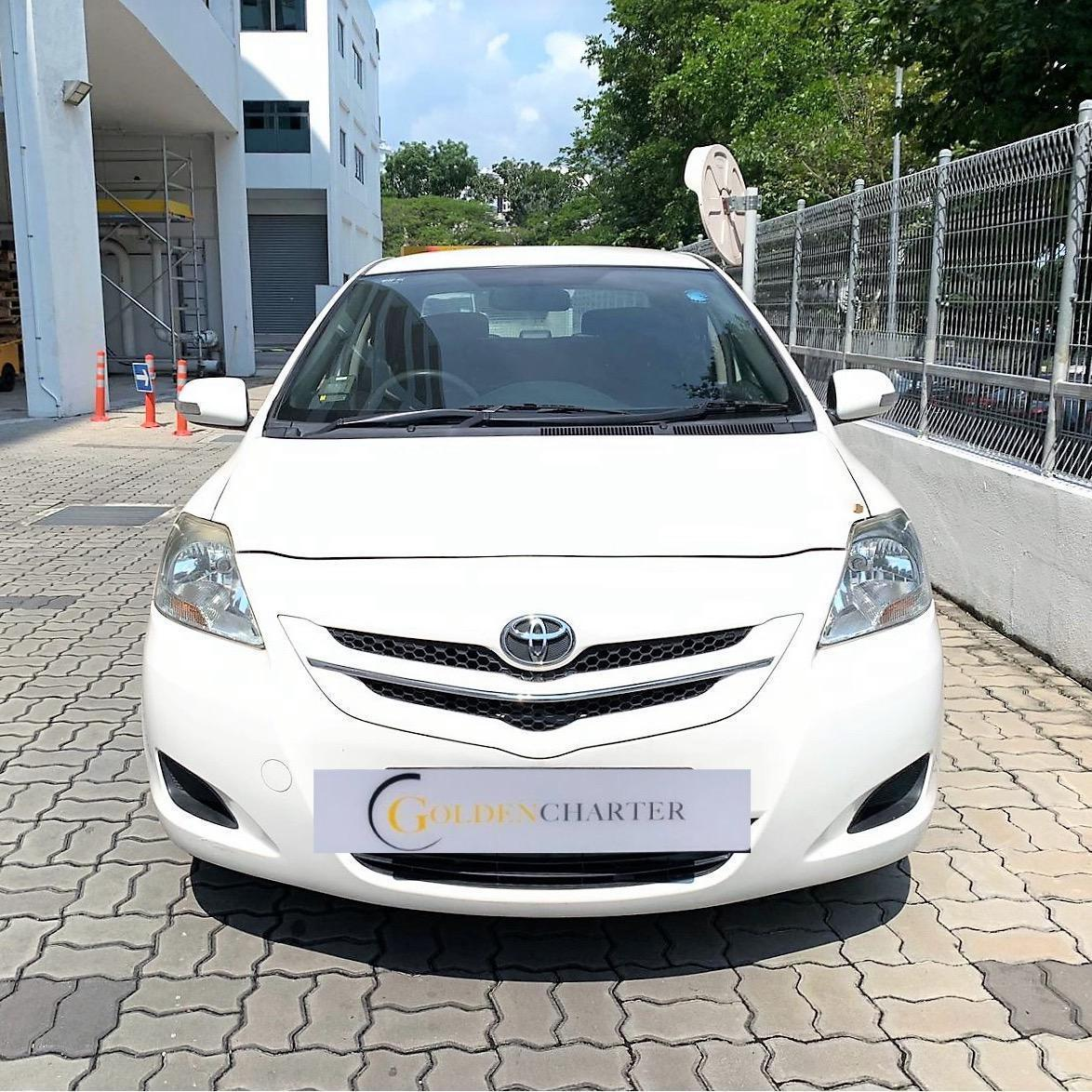 Toyota Vios for Gojek Grab Ryde Personal Use Cheapest Car Rental