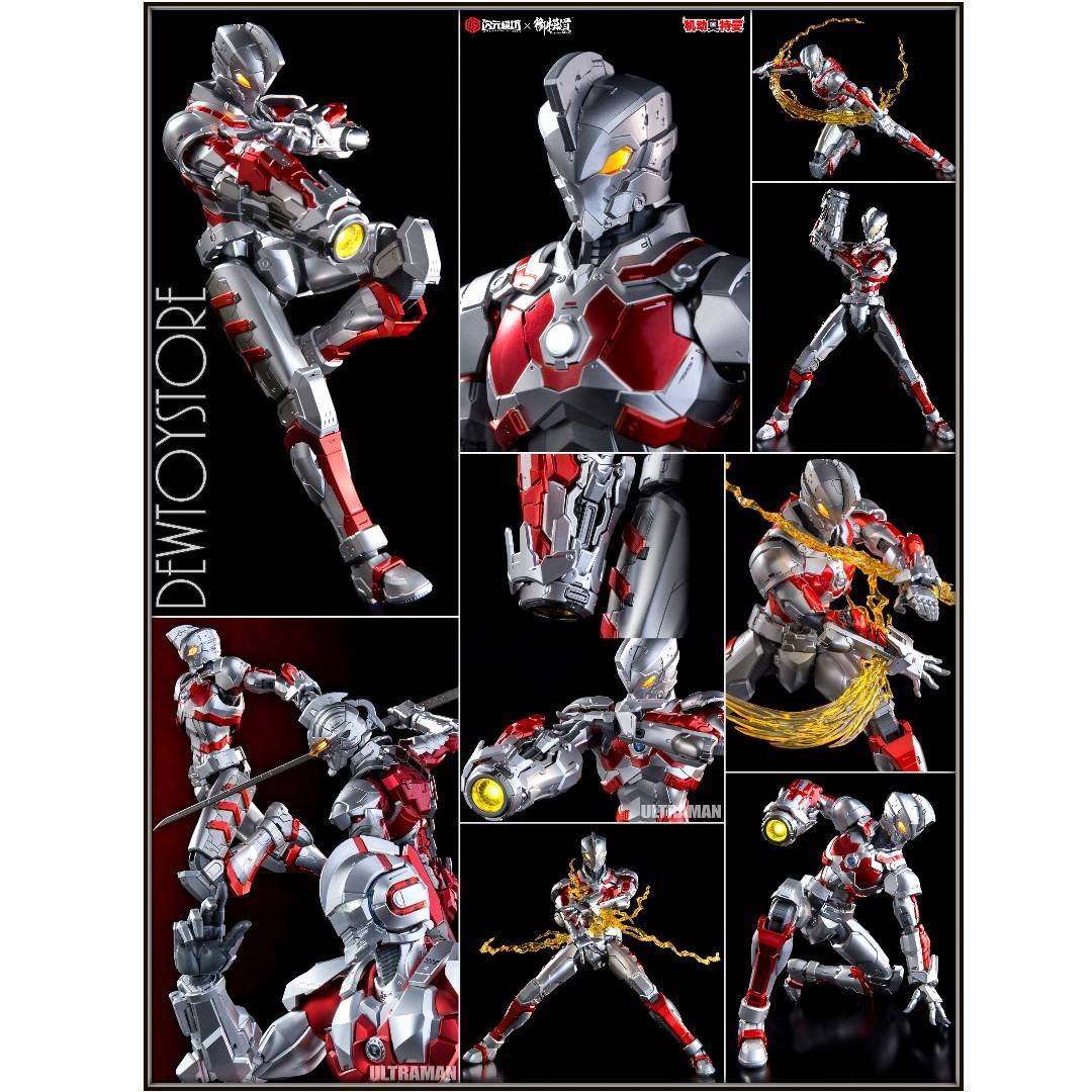 ⭐️<URGENT> [Pre-order] Dimension Studio X Eastern Model 1/6 Scale Action Figure - Ultraman 2019 : The Animation - Ultraman Ace ⭐️