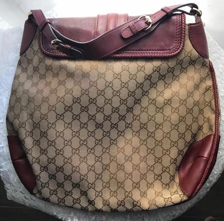 *Used* Gucci Monogram handbag