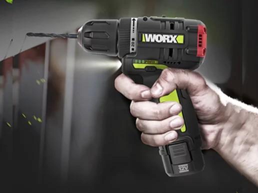 WORX 威克士 WU130 12V鋰電雙速無刷迷你電鑽