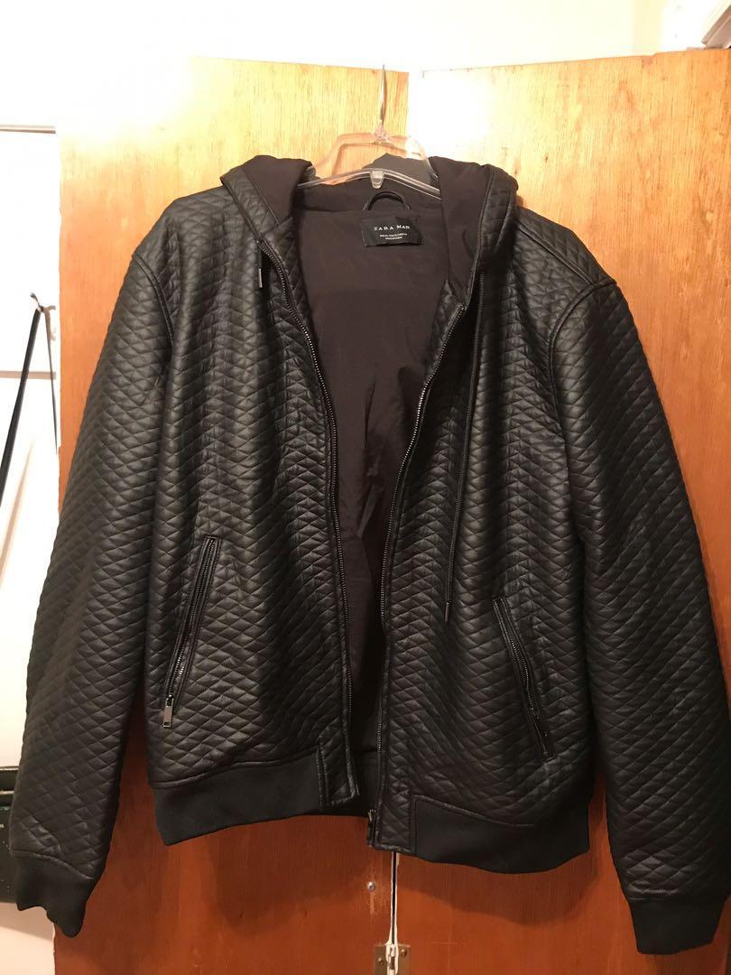 Zara bomber jacket men