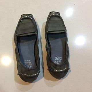 真皮包鞋  MADE IN TAIWAN
