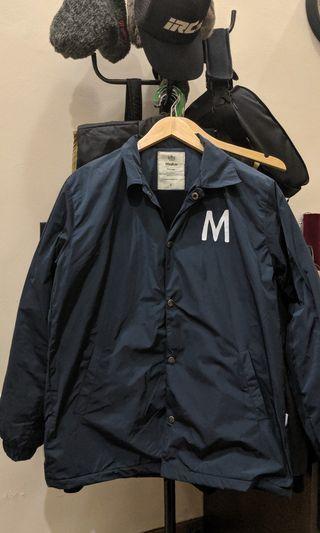 moskav coach jacket navy LIKE NEW