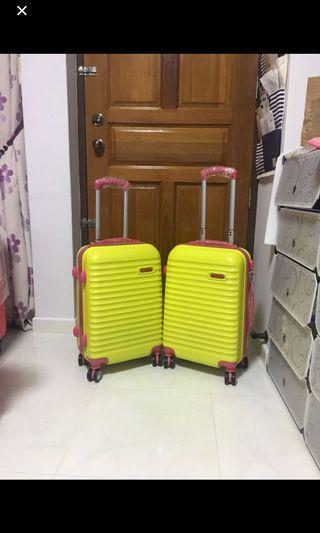 20 Inch cabin  size hand carry luggage