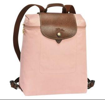 Longchamp Le Pliage Backpack (Many color available, please pm)
