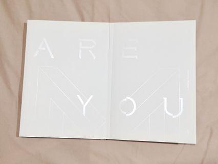 [WTS] MONSTA X Unsealed Album
