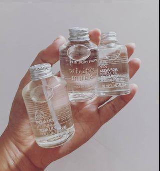 Oil The Body Shop 30ml