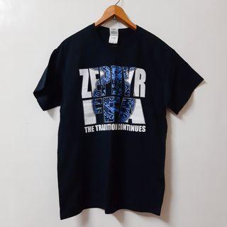 Regalo古著∣「傳統持續」標語美國圓筒Tee T-shirt