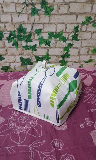 小型保溫菜罩