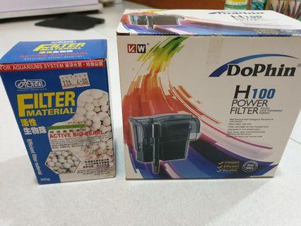 Dophin H100 Power Filter wl