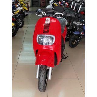 電動車E-Bike- AEZ2 (紅)-電動自行車/電動輔助自行車/電動機車/電動車