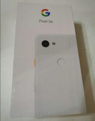 Google Pixel 3a 64GB / 4GB RAM ~ Sealed w/ local warranty!