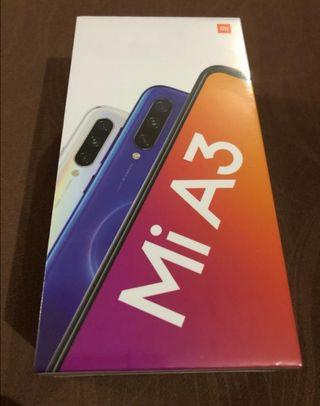 Xiaomi Mi A3 Local set w/ 1 yr sg xiaomi warranty - 64GB/4GB