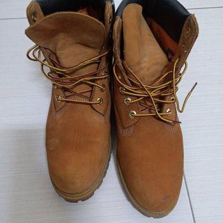 Timberland 馬靴
