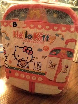 Hello Kitty Doctor's Baggage toys