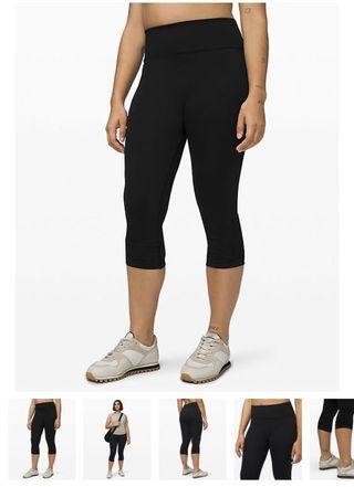 Lululemon Ebb To Street Yoga Pants