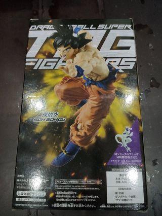 現貨/[金證]七龍珠超-黑髮孫悟空-Tag Fighters 全新未拆封