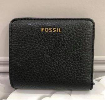 Fossil Wallet madison bifold black