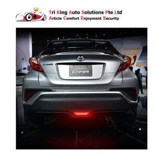 Toyota CHR Rear Fog Light