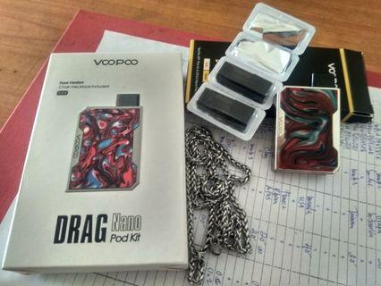Pod Voopoo drag nano kit