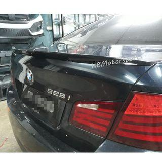 BMW F10 M5 Rear Boot Spoiler