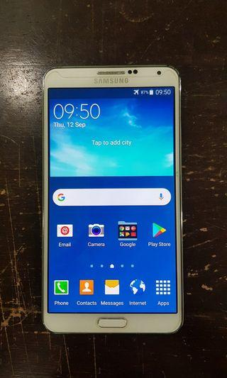 Samsung Note 3 (Functioning)